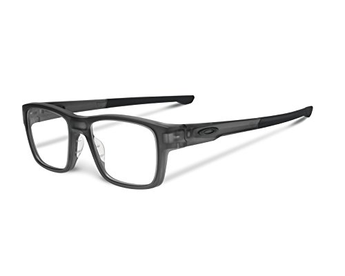 Oakley Eyeglasses Splinter 52 Satin Grey / Smoke