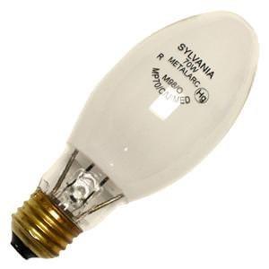 Osram Metal Halide (Sylvania 64546 - MP70/C/U/MED 70 watt Metal Halide Light Bulb)