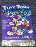 1994 Looney Tunes Tiny Toon Adventures Trading Cards Unopened Pack (8 cards/pack)- Randomly inserted TekChrome Cards