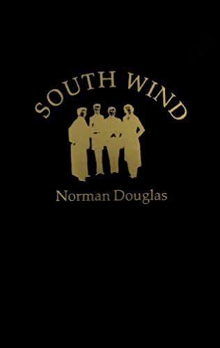 book cover of South Wind