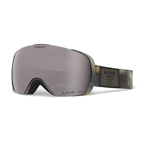 Amazon.com   Giro Contact Snow Goggles Afterbang - Vivid Onyx Vivid  Infrared   Sports   Outdoors 79880c7f1cafe