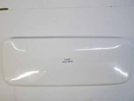Briggs 7412 130 01; ; porcelain tank lid; in White by Briggs