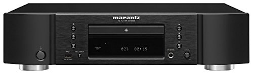 Marantz CD6006 Premium Audio Sound Through a CD Player and iDevices (iPhone and iPod) | Newly Developed Headphone Amp & USB Port | Ideal Pair for Marantz PM6006 and NA6006