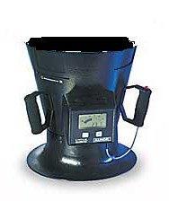 TSI 6200E Alnor LoFlo Balometer Capture Hood, 15-1/2