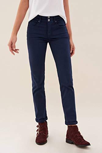 Pantalones Azul Secret Color de Slim Salsa R4qad5nXqx