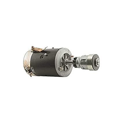 How Much Is A New Starter >> Amazon Com Macs Auto Parts 32 11907 Starter New With A