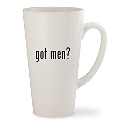 got men? - White 17oz Ceramic Latte Mug - Louis Sunglasses Vuitton Womens