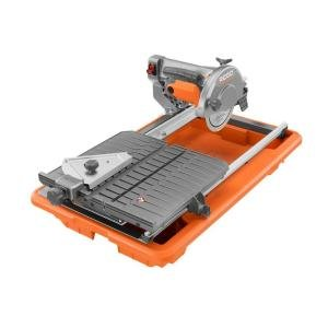 Ridgid R4030 7 Quot Wet Tile Saw Power Saws Amazon Com