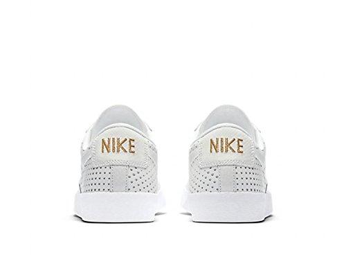 Zapatillas Nike Blazer Premium Low Se Mujer Zapato Moda Cuero