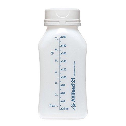 Orthofix AXifeed EBM Botellas para guardar leche materna 200 ml 10 unidades