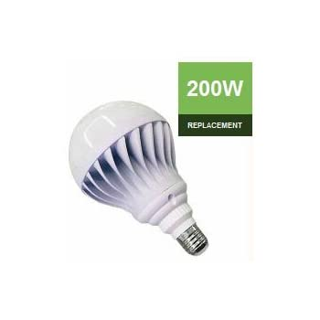 Amazon lc led 200w led bulb 30w 3200 lumens high output lc led 200w led bulb 30w 3200 lumens high output medium bay led aloadofball Choice Image