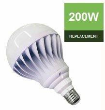 Amazon lc led 200w led bulb 30w 3200 lumens high output lc led 200w led bulb 30w 3200 lumens high output medium bay led aloadofball Gallery