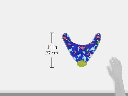 Petite Creations Teether Bibs Dinosaur