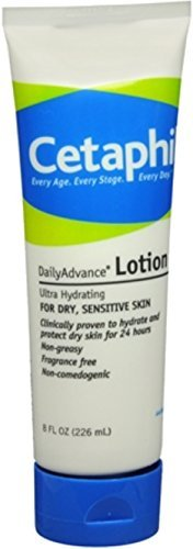 Cetaphil DailyAdvance Ultra Hydrating Lotion -- 8 fl oz