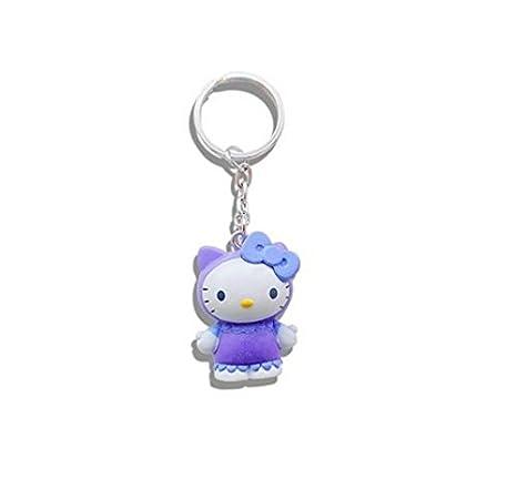 Hello Kitty 3d con motivos de arándanos llavero - oficial ...