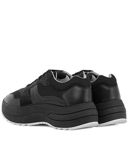 326562todc38no Sneakers Donna In Da Pelle Nera Céline ddra6x