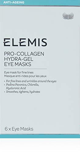 ELEMIS Pro-Collagen Hydra-Gel Eye Masks, Eye Masks for Fine Lines, 6 Masks ()