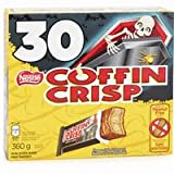 coffee bar candy - Nestle Coffin Crisp Coffee Crisp 30x12g Snack Size Bars - Imported From Canada