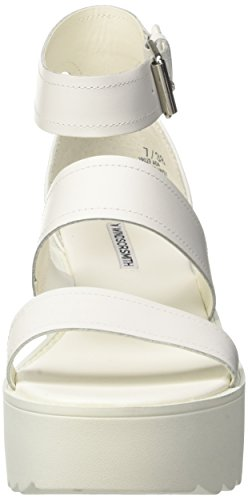 Sandals 001 Women's Toe White Ada Open Windsor Smith White q6wZxvX