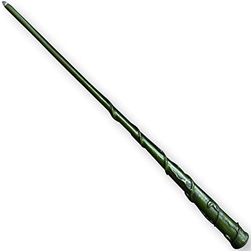Felimoa 光る魔法の杖 ワンド 杖 収納ケース付き コスプレ用小道具 コスプレ (ハーマイオニー風)
