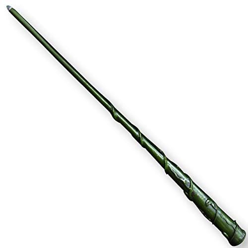 [ 해리 포터 ] 빛나는 마법의 지팡이 / wand ( 하마이오니 풍의 지팡이 ) 수납 케이스 첨부 와 코스프레용 소도구 이벤트 크리스마스 선물에 최적 Felimoa