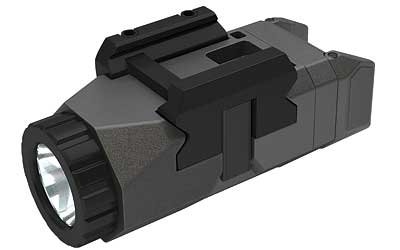 InForce APL Pistol Mounted Light, Black Body, Constant/Momentary White Light, Black, INF-APL-B-W