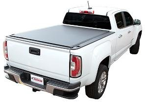 - Access Cover 91399 Vanish Tonneau Cover; Roll-Up;