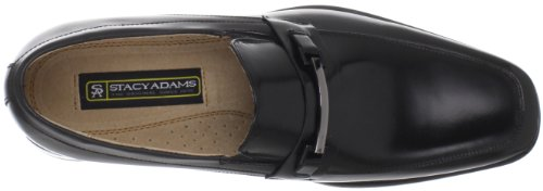 Stacy Adams Mens Jakob Slip-on Black