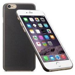 """2 x itronik ultra dünne Schutzhülle iPhone 6 Plus (5,5"""") Hülle 0,2mm in schwarz und weiß transparent"""