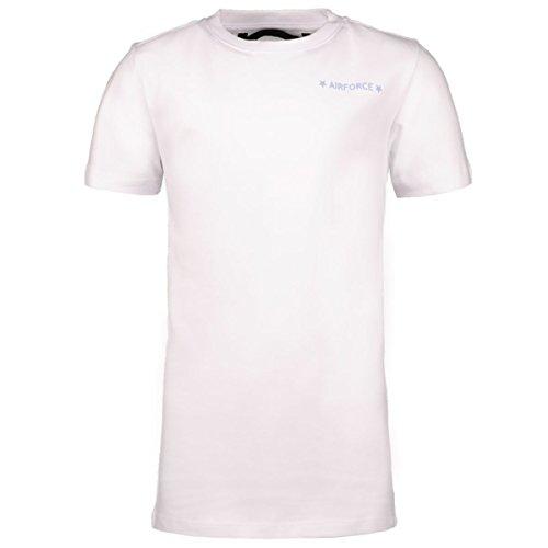 Airforce corta Camisetas manga de Boy de 0RzxYwqP