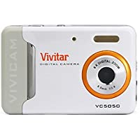Vivicam 5050 VIV-5050-Pearly White - International Version (No Warranty)