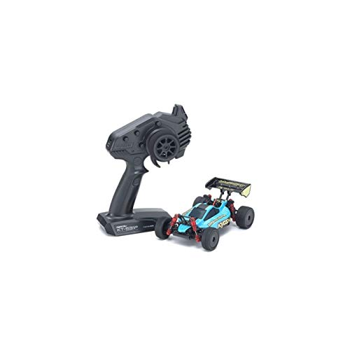 - Kyosho Mini-Z Buggy Readyset Inferno MP9 Emerald Grn Blck, KYO32091EGBK