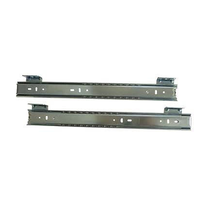Fulterer FR5162 3/4 Extension Top Mount Pencil Slide Zinc 22