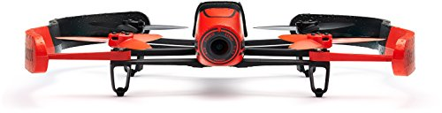 Parrot Bebop Quadcopter Drone – Red