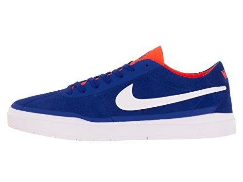 Nike Heren Bruin Sb Hyperfeel Skate Schoen Racer Blauw / Wit-totaal Karmozijn-wit