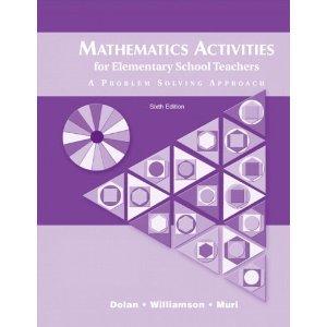 Mathematics Activities for Elementary School Teachers: A Problem-Solving Approach