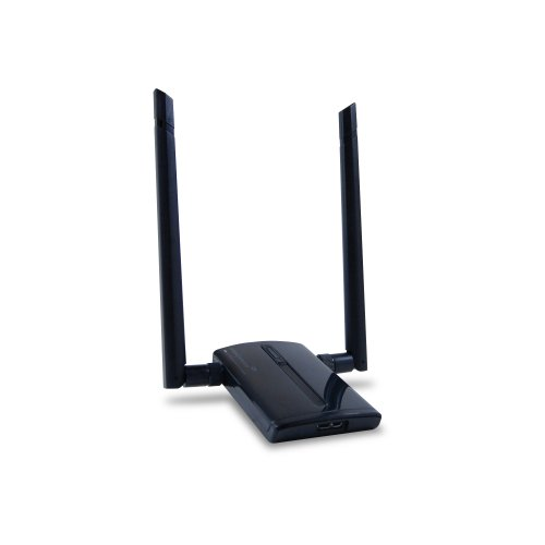 Amped Wireless High Power 500mW Dual Band AC Wi-Fi USB Adapter (ACA1) from Amped Wireless