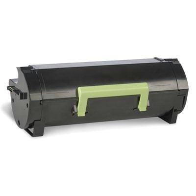 Lexmark 50F1U00 Ultra High-Yield Toner Cartridge, Black - in Retail Packaging