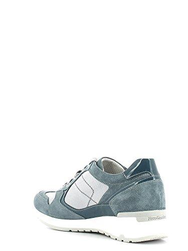 Giardini Para Navy Mujer De Cordones Nero Zapatos 7dpqwzxxnH