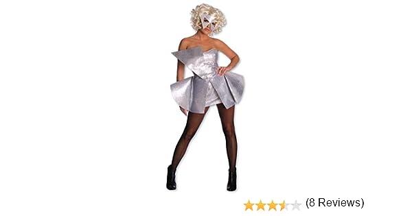 Desconocido Générique - Disfraz de Lady Gaga adultos, talla M ...