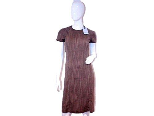 blumarine-womens-dress-brown-6