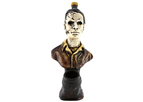 Handmade Tobacco Pipe Horror movies (Ledger Michael Myers)