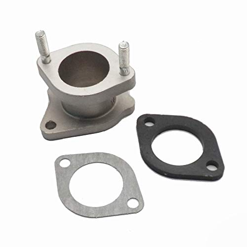 (Sala-Ctr - New Motorcycle Intake Manifold Pipe Spacer Gasket for Chinese Scooter Dirt Pit Bikes Go Kart CG 200-250cc 30mm)