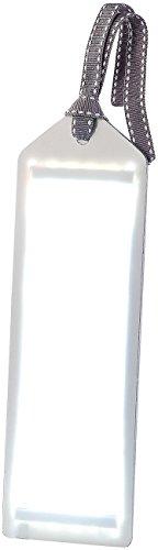 infactory Ultraflaches LED-Lesezeichenlicht mit Akku