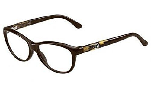Gucci GG3626 Eyeglasses-0DKP Brown-54mm