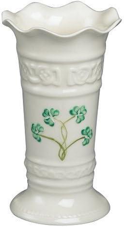 Belleek Tara 6-Inch Vase