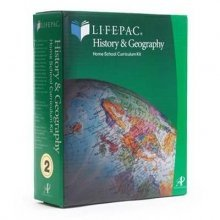 History Lifepac (Lifepac Gold History & Geography: Grade 1)