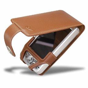 Covertec SX7003 Mitac Mio 168 , Yakumo Pocket Delta 300 , Navman PIN Case (Tan) ()