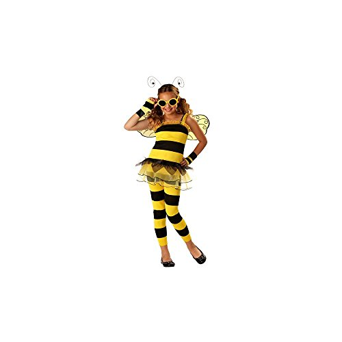 [Little Honey Costume - Medium] (Little Honey Bee Girls Costumes)