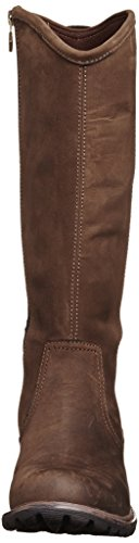 TIMBERLAND Women's Ek Stoddard Tall Leather Boot (8600A) T.moro 7TtYX3mud